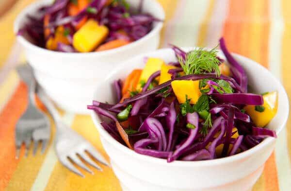 farm to table salad
