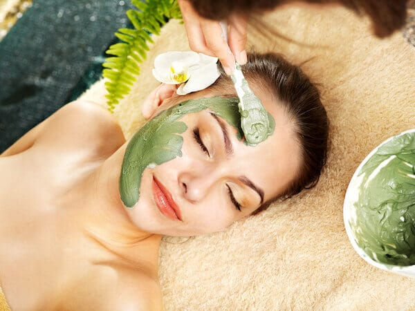 wellness spa facial