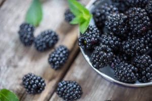 benefits of berries blackberries