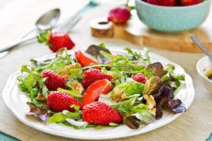 Tasty Salads & Vegetable Wraps
