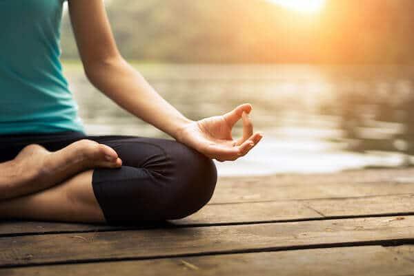 calm nervous system meditation