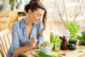 high vibration diet