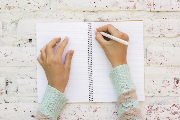 start a mindfulness journal