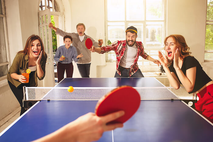ping pong for brain health